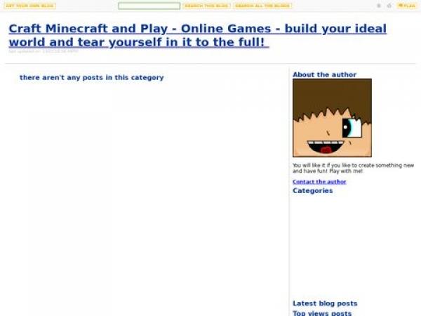 craftminecraft.blogghy.com