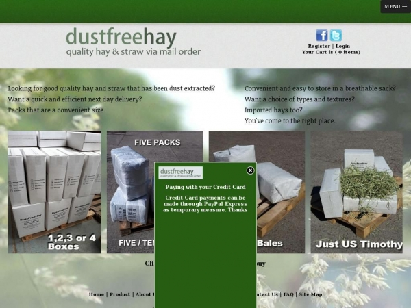 dustfreehay.co.uk