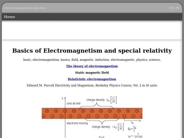 electromagnetism.me.uk