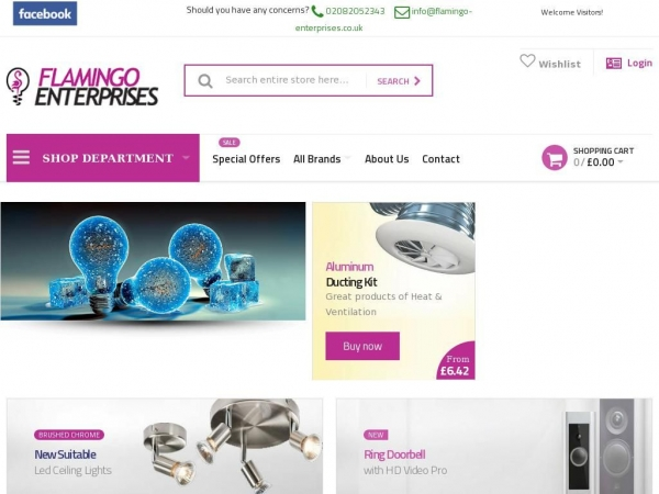 flamingo-enterprises.co.uk