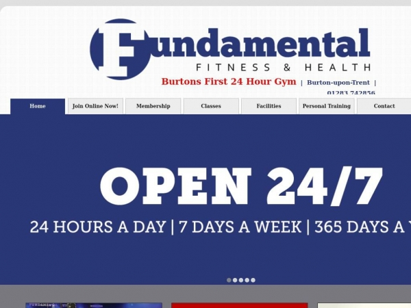 fundamentalfitnessltd.co.uk
