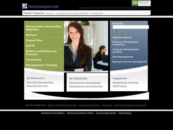 halcyonmgmt.net