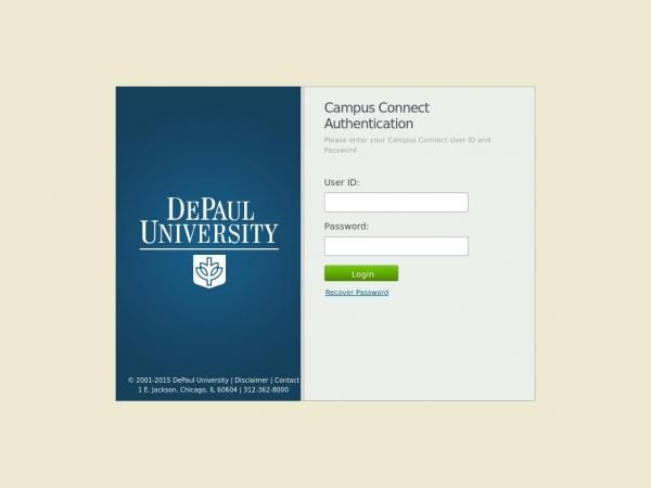 my.cdm.depaul.edu