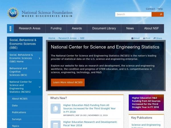 ncsesdata.nsf.gov
