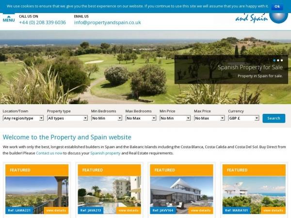 propertyandspain.co.uk