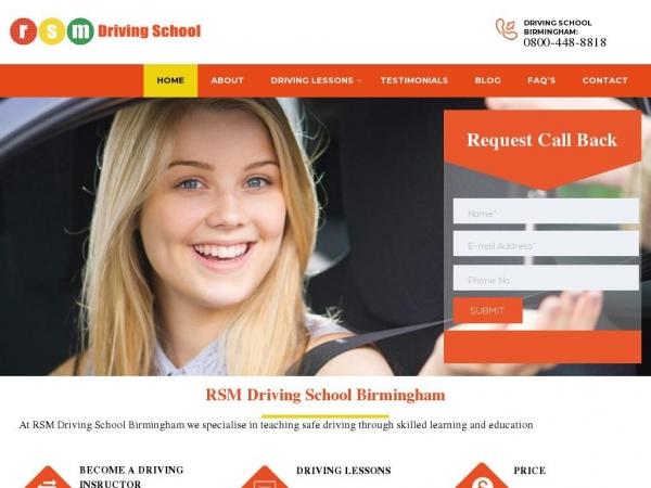rsm-drivingschool.co.uk