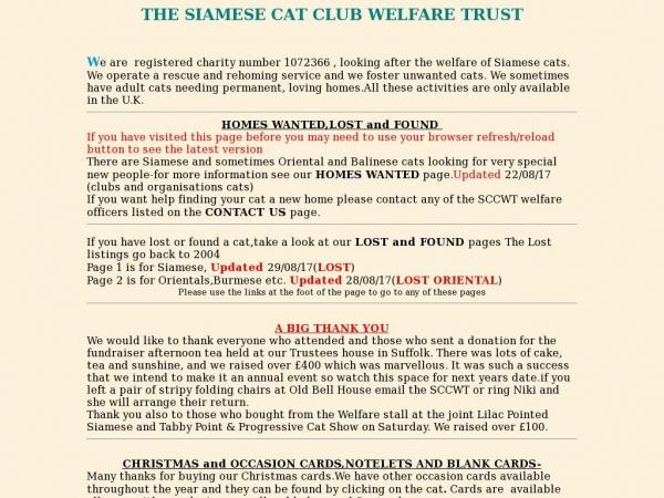 siameserescue.org.uk