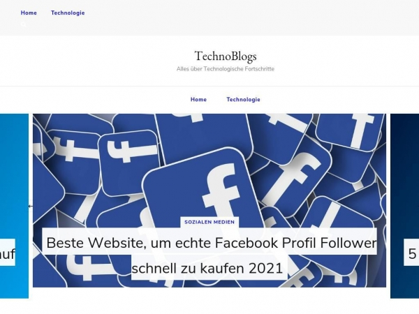 technoblogs.de