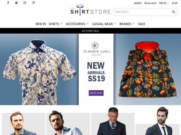 theshirtstore.co.uk
