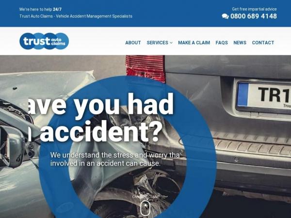 trustautoclaims.co.uk