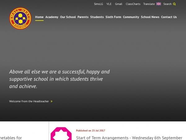 smallheathschool.org.uk