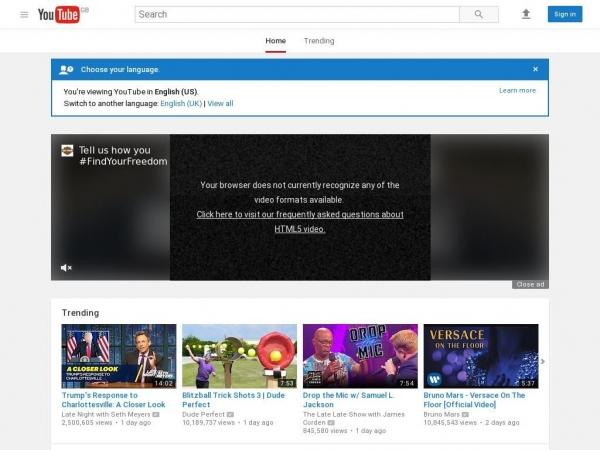 youtube.co.uk